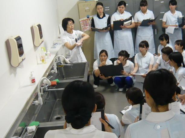 杏林大学医学部附属看護専門学校画像