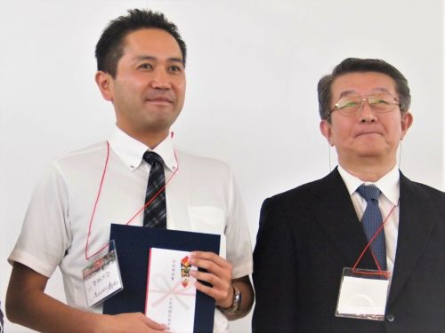 News Releaseニュース精神神経科学教室 高江洲講師が日本時間生物学会学術集会で学術奨励賞を受賞