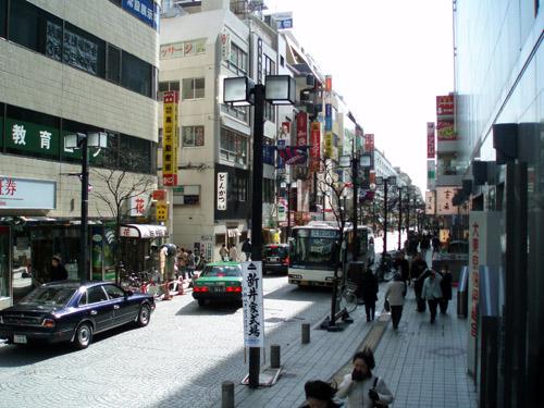 三鷹駅前商店街