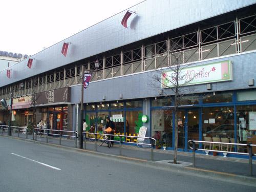 仙川駅商店街