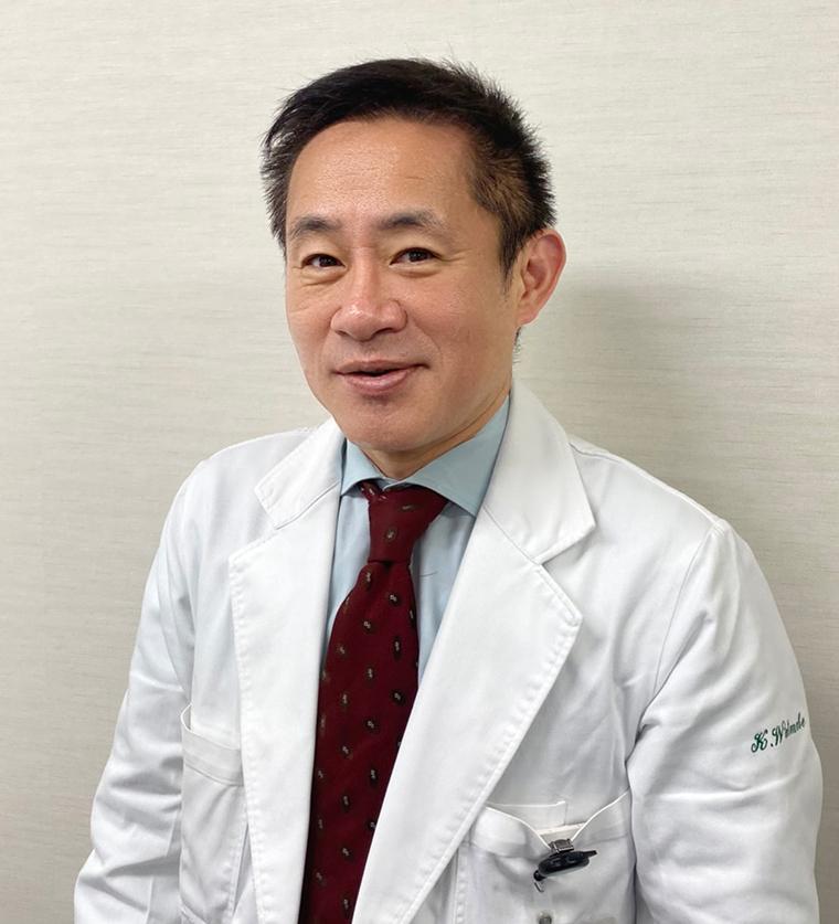 杏林大学医学部精神神経科教授 渡邊 衡一郎
